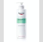 Hloubkově čisticí gel DermoPure dstraňuje přebytečný kožní maz, Eucerin, 465 Kč.