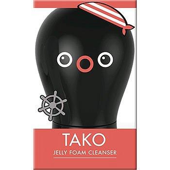 Čisticí pěnivý gel Tako Jelly Foam Cleanser pleť pročišťuje a hydratuje, Tonny Moly, cena 360 Kč. K dostání v síti Sephora.