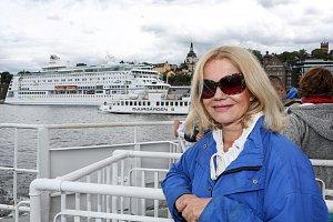 Jitka Asterová objevuje krásy švédské metropole.