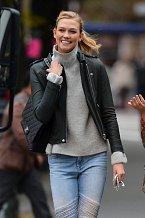 Modelka Karlie Kloss