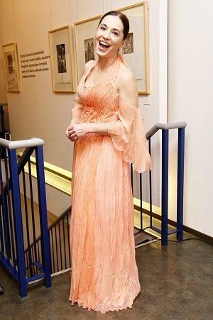 Michaela Kuklová má doma jen troje večerní šaty. Proč?