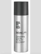Texturising Volume Spray dokonalá kombinace suchého šamponu a laku na vlasy, label.m, 200 ml 469 Kč