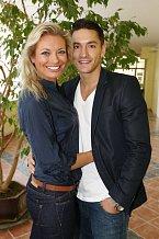 Lucie Borhyová se svým přítelem Michalem odletěla za teplem.