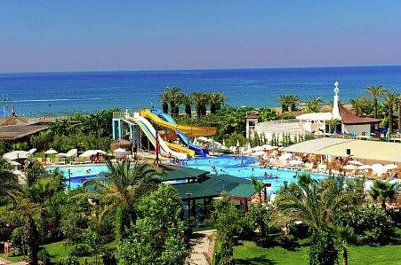 Výherce pojede  naTureckou riviéru do hotelu Belek Beach 5* s programem all inclusive.