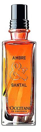 Už přes dva roky používám vůni Ambre & Santal a nemůžu se jí nabažit. L'OCCITANE EN PROVENCE, 75ml 1290 Kč.