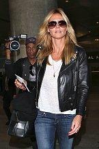 Modelka Heidi Klum.