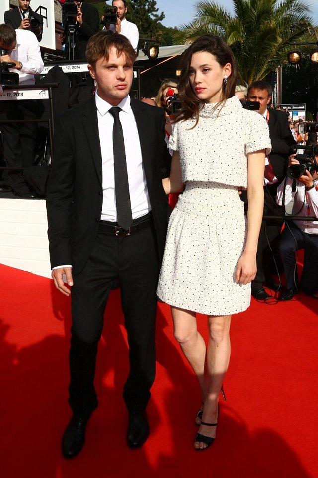 Michael Pitt s přítelkyní Jamie Bochert
