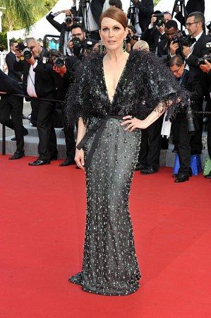 Herečka Julianne Moore.