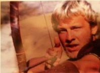 Martin Maxa ve filmu Utrpení svatého Sebastiana z roku 1984