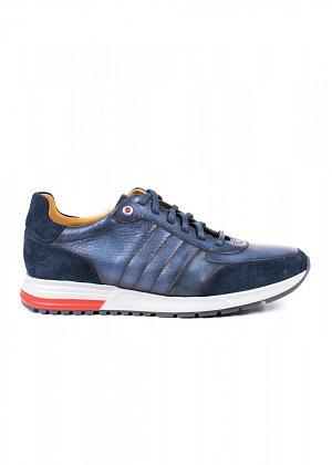 Trendová, ručně barvená obuv se stane skvostem vašeho botníku