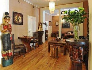 Restaurace Cafe Buddha Balbinova