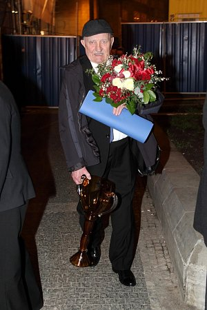 Herec Josef Somr 15. dubna oslaví 80. narozeniny.