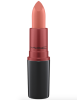Rtěnka Shadescents Lipstick odstín Velvet Teddy, MAC, cena 550 Kč.