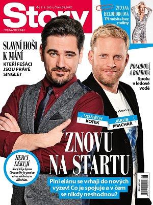 Vojtěch Kotek a Jakub Prachař