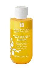 Dvoufázové mléko erborian YUZA DOUBLE LOTION pomáhá projasňovat a vyživuje pleť. K dostání v síti parfumerií Marionnaud za cenu 899 Kč.