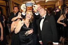 Selfie s Karlem Gottem, to už je tedy něco!