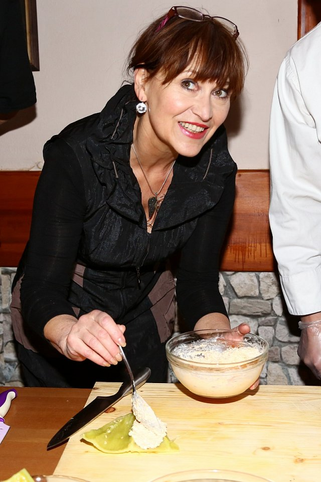 Petra Černocká má balkánskou kuchyni moc ráda.