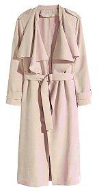Mým must have na podzim je lehký trenčkot. H&M, 1799 Kč