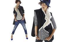 F&F móda - androgenní styl