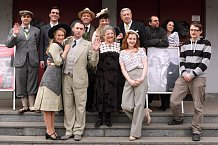 Hra Eva tropí hlouposti má v Divadle Na Fidlovačce premiéru už 27. února.