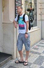 Jaromír Nosek je rozený batůžkář