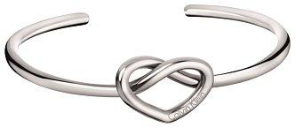 Náramek Calvin Klein, který poví vše. Šperk je vyroben z kvalitní antialergické oceli. Cena 1.590 Kč.