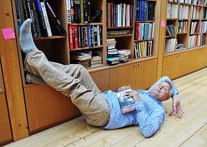 Pohodlí ke čtení se najde kdekoli