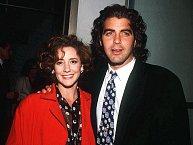 George s manželkou