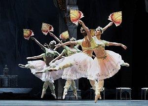 La Bayadere - Balet Národního divadla - Foto Martin Divíšek