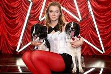 Ani dva psí parťáci nepřinesli štěstí Aleně Smolíkové, jež se umístila na druhé příčce.