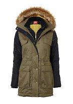 Dlouhý kabát Esprit, cena 4799 Kč.