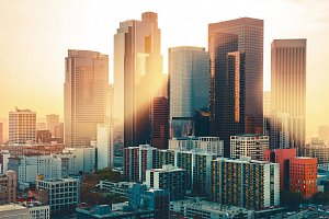 Cestujte s námi do Los Angeles!
