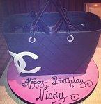 Mezi dárky nechyběla třeba kabelka Chanel