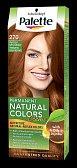Palette Permanent Natural Colors, odstín Přirozený světle měděný (270), cena 99,90 Kč.