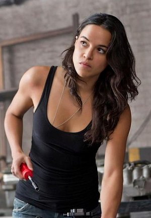 Michelle Rodriguez (Rychle a Zběsile 6)
