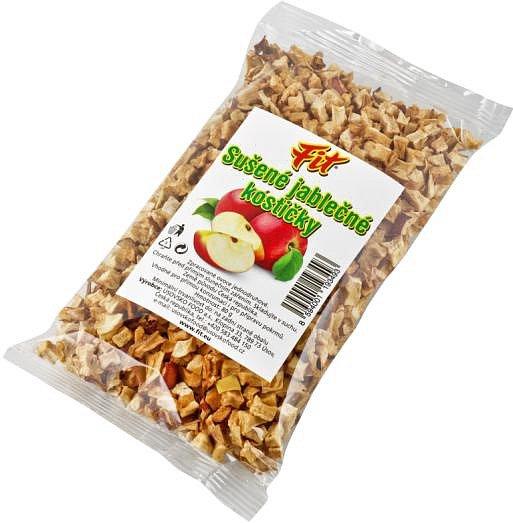 Jablečné kostky