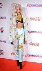 Lady Gaga výstřední