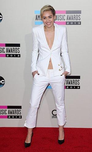 Miley Cyrus elegantní