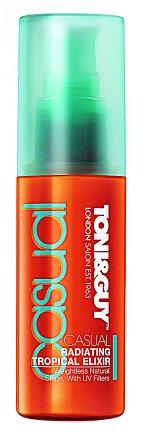 Rozjasňující elixír na vlasy Radianting Tropical Elixir, Toni & Guy, 50 ml 273 Kč