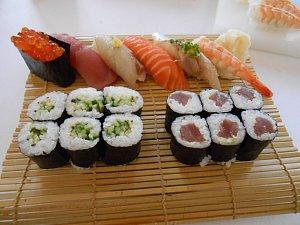sushi otvirak