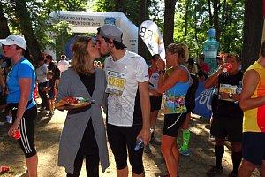 RunTour_Jordan a Emma v cíli