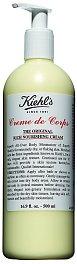 Vyživující přípravek pro celé tělo Creme de Corps s bambuckým máslem, Kiehl's, 810 Kč.