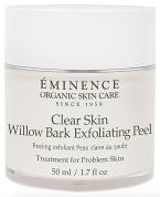 Výživná a posilující maska Clear Skin Willow Bark Exfoliating Peel, Éminence, 50 ml 450 Kč