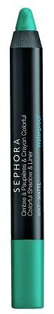 Voděodolné oční stíny a linky v tužce Colorful odstín č. 36, Sephora, 260 Kč