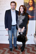 Nicol Lenertová s manželem