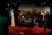 George Clooney je nejstarší, může sedět