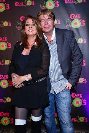 Sandra a její manžel Olaf Menges