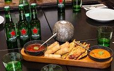 V restauraci Noi na pražském Újezdě si můžete vychutnat asijské speciality.