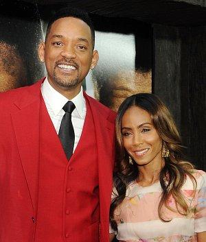Will a manželka Jada