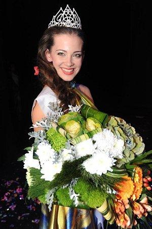 Miss Junior Andrea Žiačiková podobu s Andreou Verešovou opravdu nezapře.
